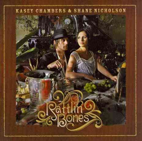 RATTLIN' BONES BY CHAMBERS,KASEY (CD)
